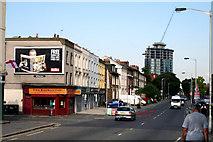 TQ3266 : Croydon:  St. James' Road by Dr Neil Clifton