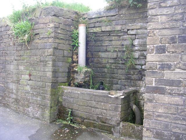 Horse Trough - Moor End Road