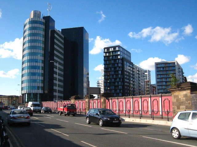Cheetham Hill Road Manchester
