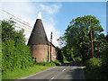 TQ7822 : Oast House at Hobby Hobbs Farm, Staplecross, East Sussex by Oast House Archive