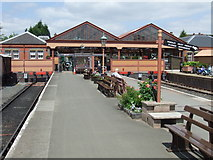 SO8376 : Kidderminster Town station by Malc McDonald