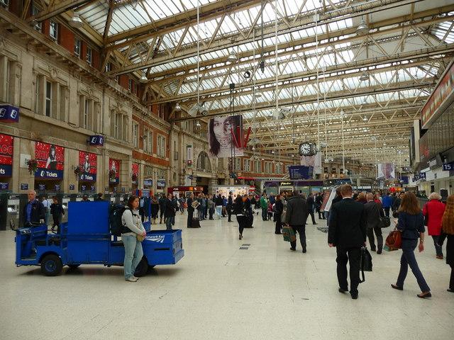 Waterloo - Waterloo Station