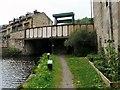 SD9324 : Rochdale Canal by Gerald England