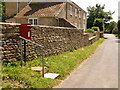 ST7115 : Stourton Caundle: postbox № DT10 138 by Chris Downer