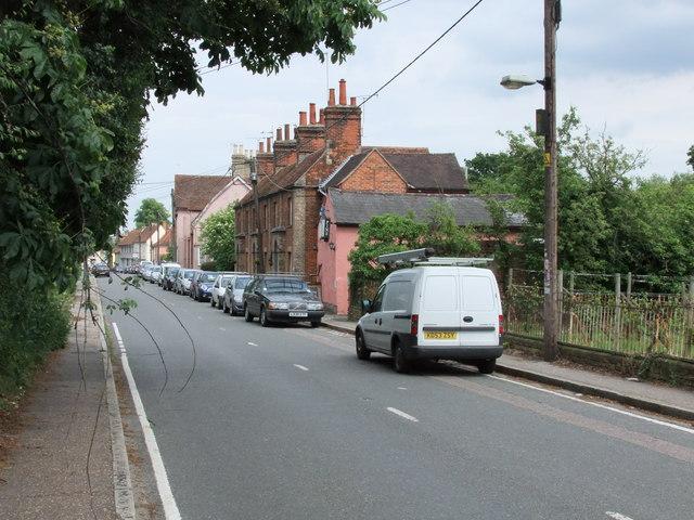 West Street, Coggeshall by PAUL FARMER
