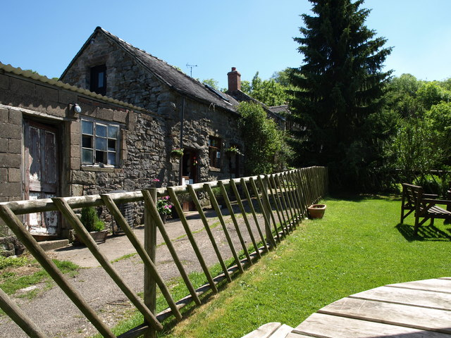 Lee House Tea Rooms, Hamps Valley