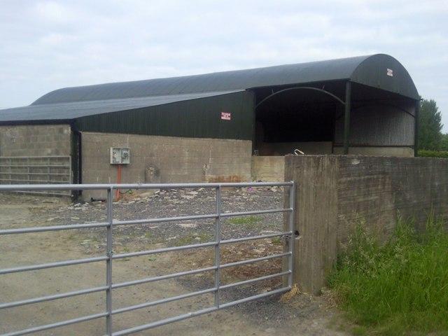 Barn, Moyleggan, Co Meath
