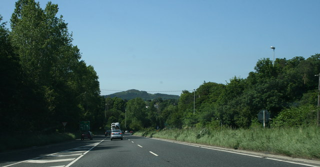 Bray bypass, County Wicklow