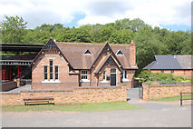 SJ6903 : School House at Blists Hill by John Firth
