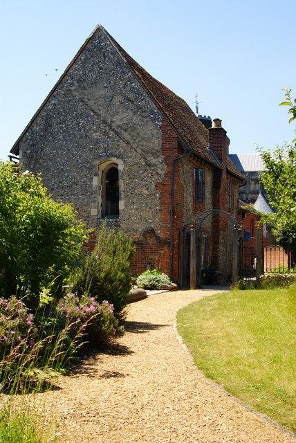 King John's House, Romsey, Hampshire (4)