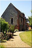 SU3521 : King John's House, Romsey, Hampshire (4) by Peter Trimming