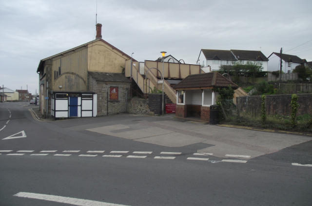 The Square in Watchet