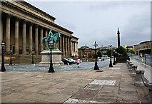 SJ3490 : St George's Hall by Ian Greig