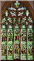 TF6211 : St Peter & St Paul, Watlington, Norfolk - Window by John Salmon