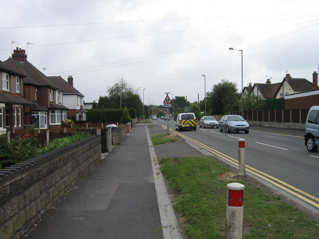 Rickerscote Road, Stafford
