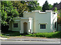 TQ3461 : Lodge, Selsdon (1) by Stephen Richards