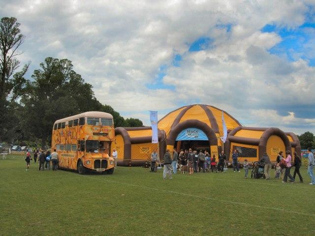 Track & Field Tent
