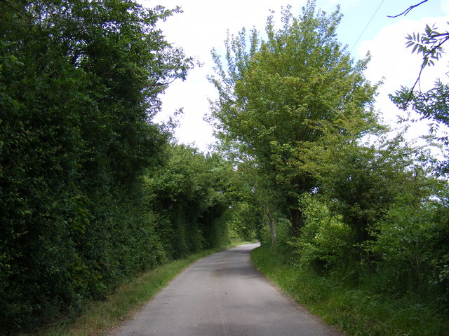 Bridge Road to the A144 Bramfield Road