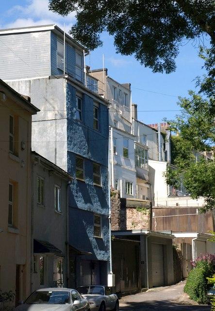 Buildings on Magdalene Road, Upton