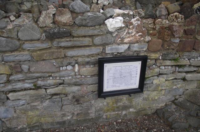 Jubilee Geologic Wall