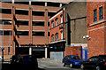 J3474 : Nos 14 - 18 Montgomery Street, Belfast (2) by Albert Bridge