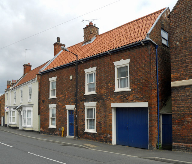 Georgian House - 18 Whitecross Street