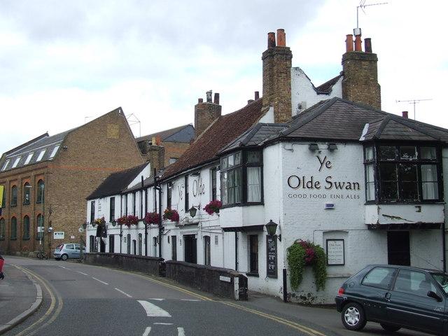 Ye Olde Swan, Thames Ditton