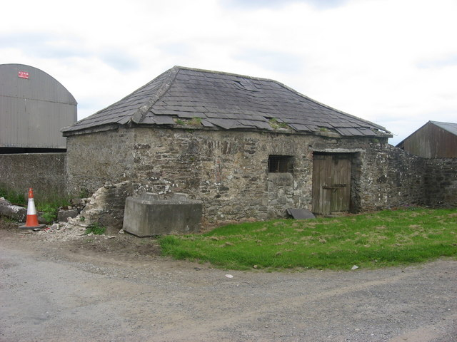 Wee house at Balreask, Co. Meath