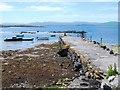 NR7387 : Carsaig Pier by Patrick Mackie