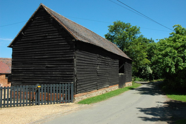 Barn in Knighton