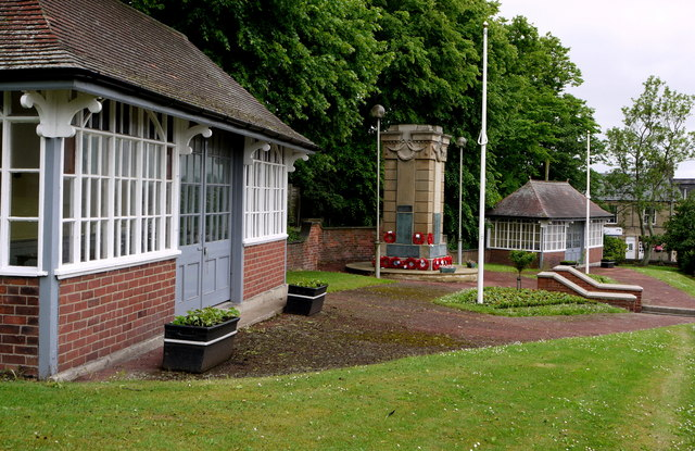 War Memorial Garden, Birtley