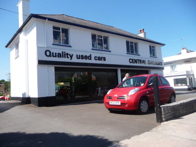 Brixham : Central Garages Used Cars