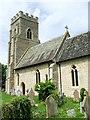 TL6968 : St Nicholas Kennett by Keith Evans