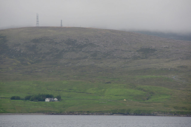 North Collafirth and Collafirth Hill
