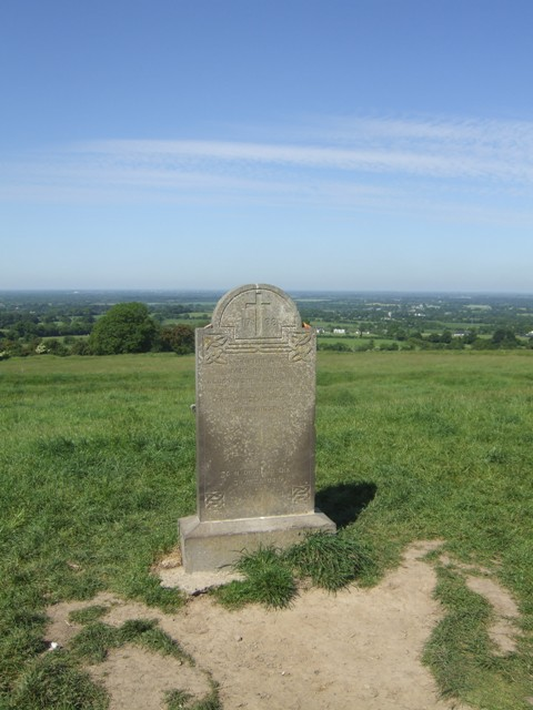 1798 memorial on Hill of Tara