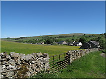 NY7441 : Garrigill From The Pennine Way by Trevor Littlewood