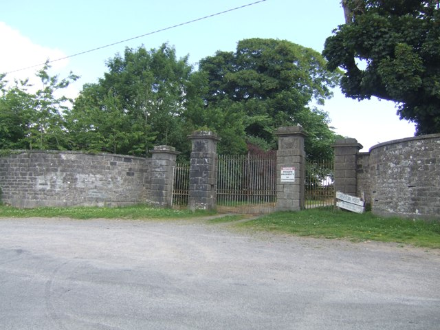 Gateway near Drewstown