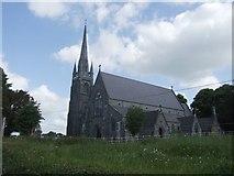N6671 : Kilskyre Church by John M