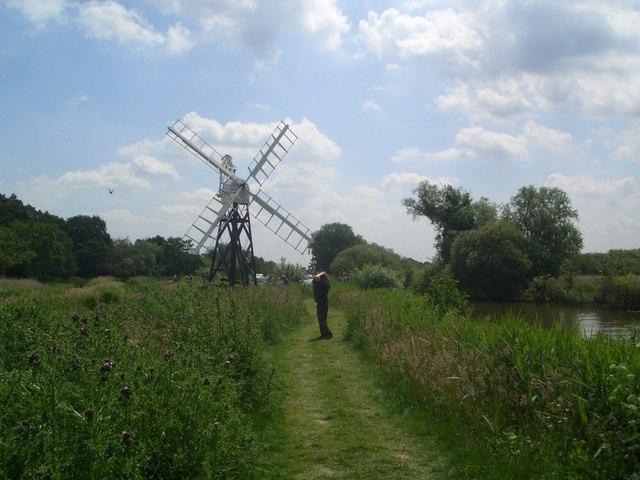Boardman's Mill, How Hill