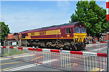 TL4197 : EWS Class 66 (66069) at March East by Ashley Dace