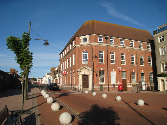 Post Office, Bexhill