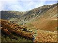 SH7212 : Waterfalls on Mynydd Moel by Nigel Brown