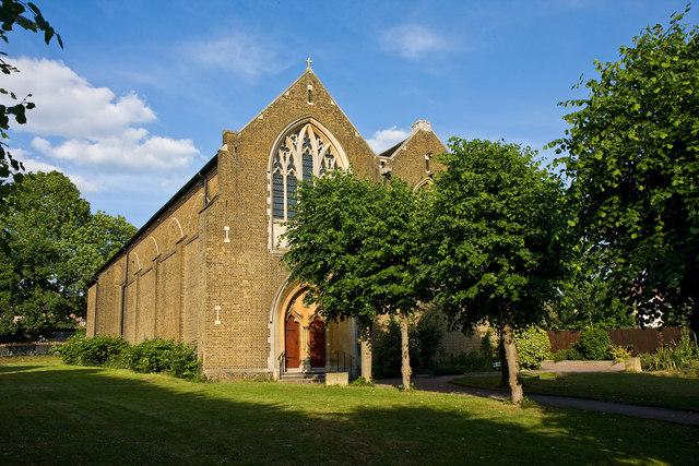 St. John the Evangelist, West Hendon