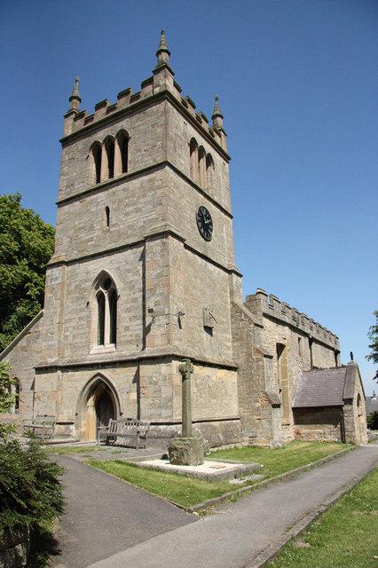 St.Leonard's church tower