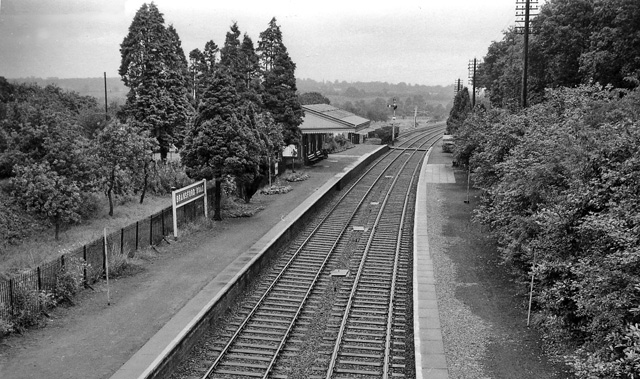 Bransford Road Station