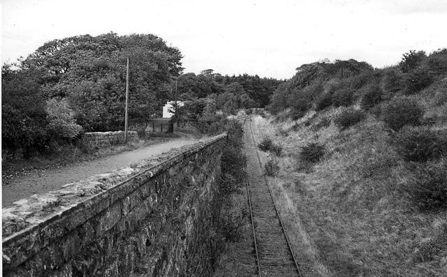 Branthwaite Station (remains)