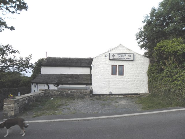 Norland Working Men's Club, Stormer Hill, Norland