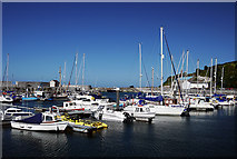 D3115 : Glenarm harbour by Rossographer