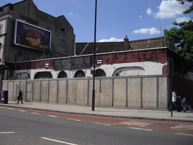 Stepney's Nightclub Commercial Road