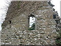 N7963 : West window on church at Meadstown, Co. Meath by Kieran Campbell